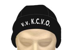 KCVO Fleece ijsmuts